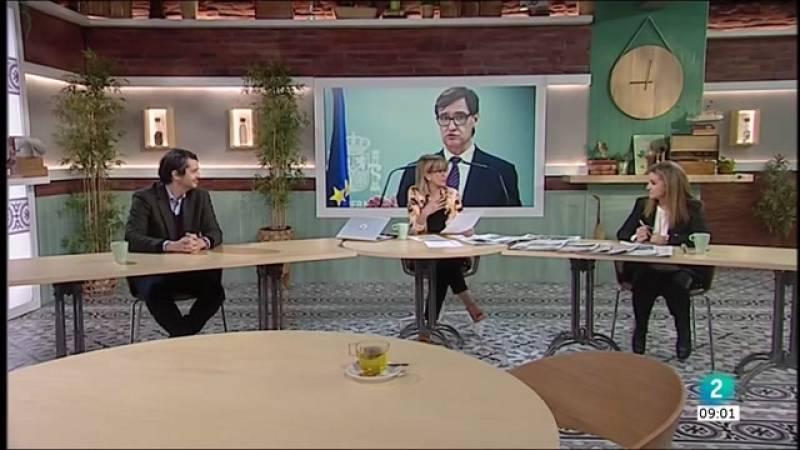 Cafè d'idees - Gay de Montellà, Iceta ministre i Cesc Escolà