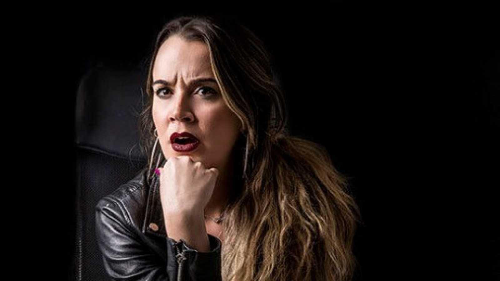 """La humorista """"Martita de Graná"""" habla sobre los terremotos de Granada"""