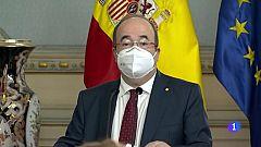 Miquel Iceta assumeix la cartera de Política Territorial apel·lant al diàleg i l'acord