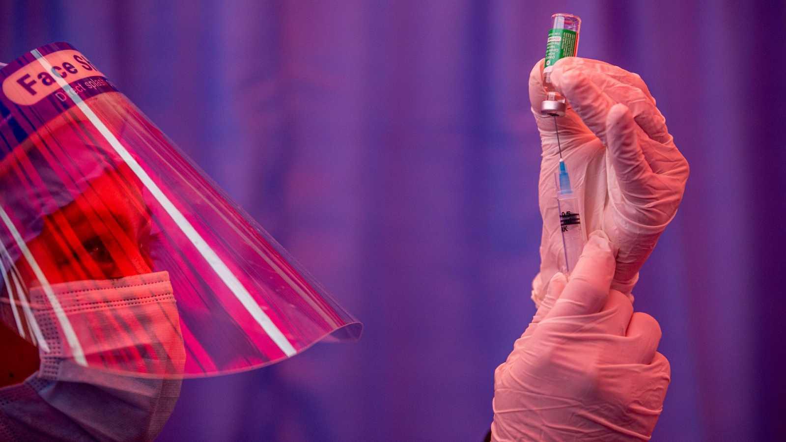 La variante de coronavirus británica podría ser mayoritaria en España a partir de marzo
