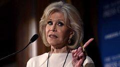 Jane Fonda recibirá el Globo de Oro honorífico de 2021