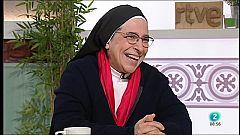 """Cafè d'idees - Sor Lucía Caram: """"Moltes famílies han passat a la pobresa severa"""""""