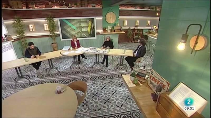 Sor Lucía Caram, Ismael Peña-López i Salvador Macip