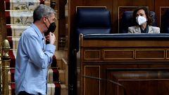 El Gobierno salva el decreto de los fondos europeos gracias a Vox y Bildu, mientras que ERC se desmarca