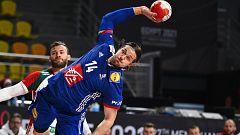 Balonmano - Campeonato del Mundo masculino: 1/4 Final: Francia - Hungría