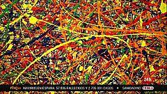 Jackson Pollock, la imagen más visible del expresionismo abstracto de EE.UU.