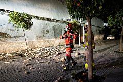 Otros seis seísmos sacuden Granada y dejan daños materiales