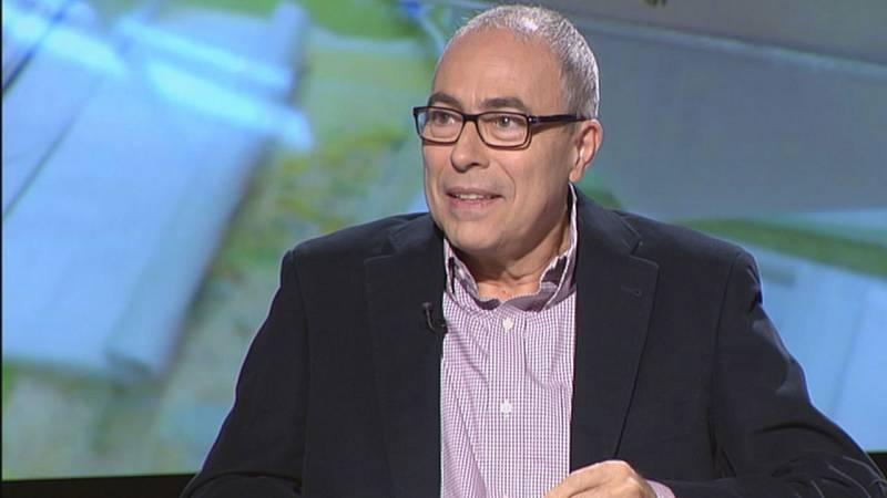 Lluís Falgàs entrevista Carles Castro, periodista expert en anàlisi electoral