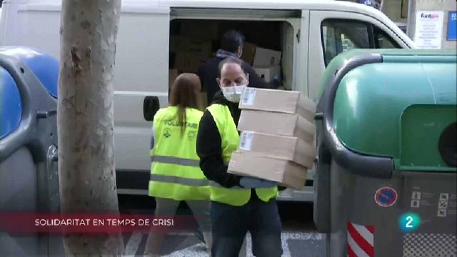 Solidaritat en temps de crisi, Continúa l'escalfament i Animals d'acollida a La Metro