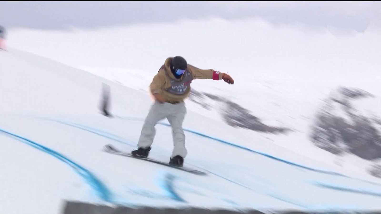 Snowboard - FIS Snowboard Copa del Mundo Magazine - 2020/2021 - Programa 5 - ver ahora