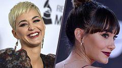 Corazón y tendencias - Katy Perry piropea a Aitana en su primera videollamada en inglés