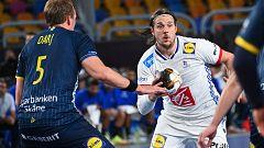Balonmano - Campeonato del Mundo masculino: 1ª Semifinal: Francia - Suecia