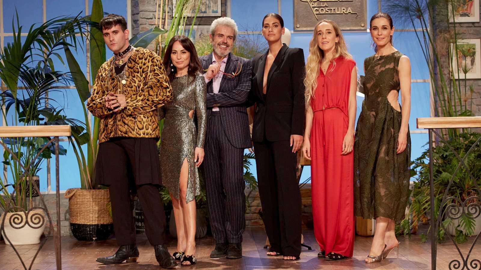 Maestros de la costura - Temporada 4 - Programa 3 - Ver ahora