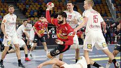 Balonmano - Campeonato del Mundo masculino: 2ª Semifinal: España - Dinamarca