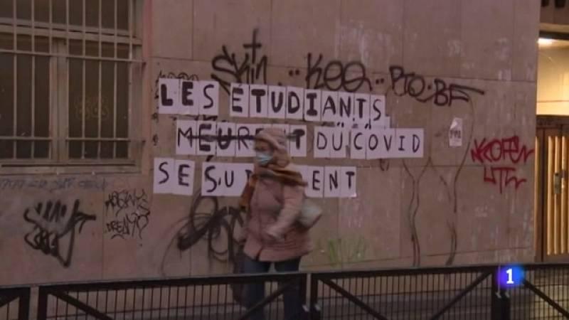 Francia: trastornos depresivos entre los universitarios