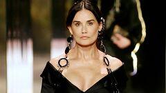 Corazón - Demi Moore y el coronavirus roban el protagonismo en la Semana de la Moda de París