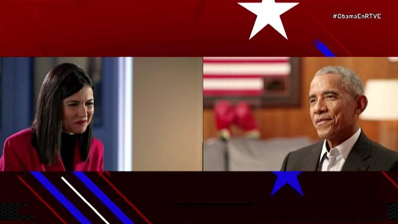 Especial informativo - Entrevista a Barack Obama - ver ahora