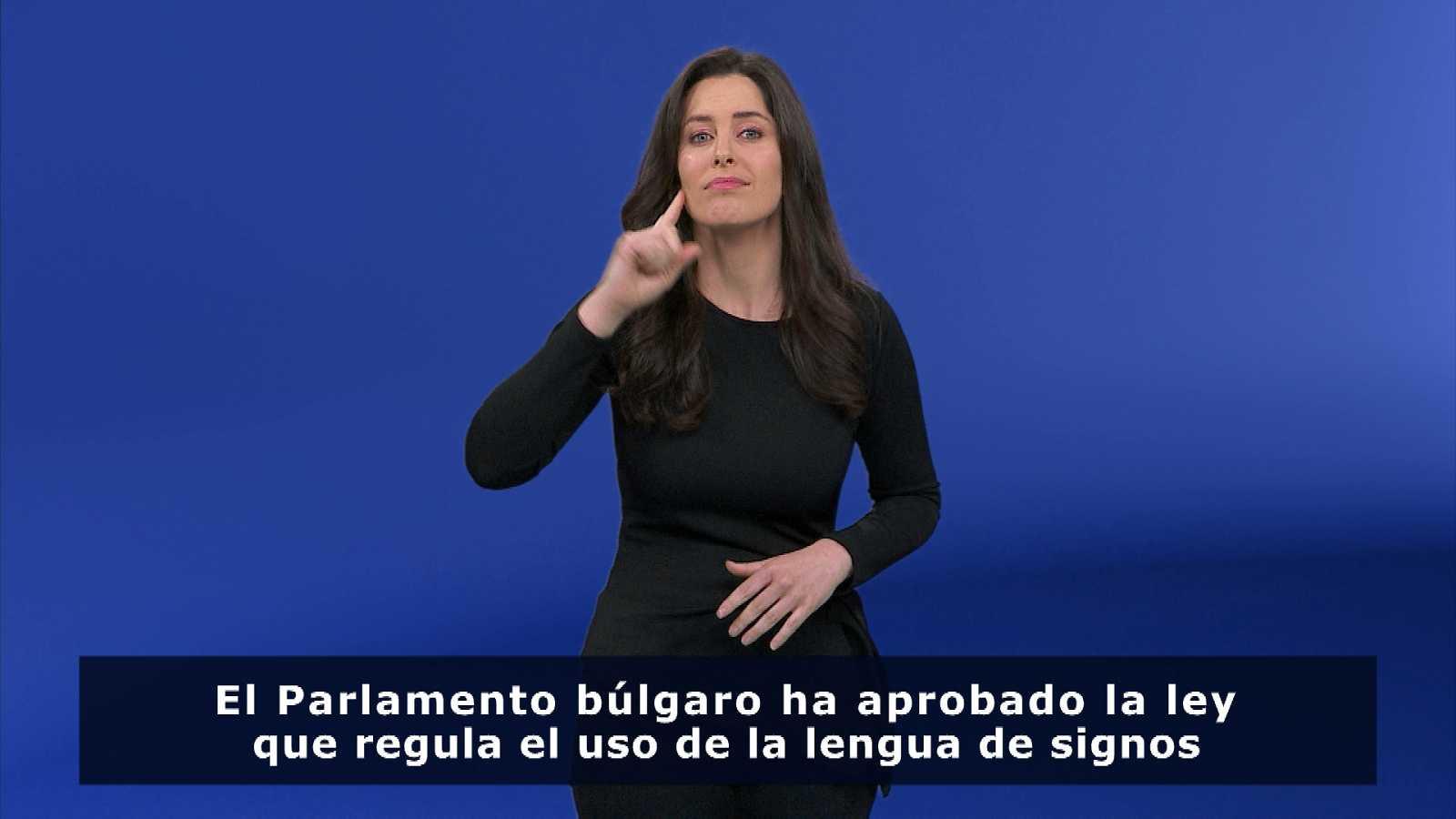 En lengua de signos - 31/01/21 - ver ahora