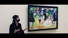 La sala. Guggenheim - Guggenheim 2021: Kandinsky