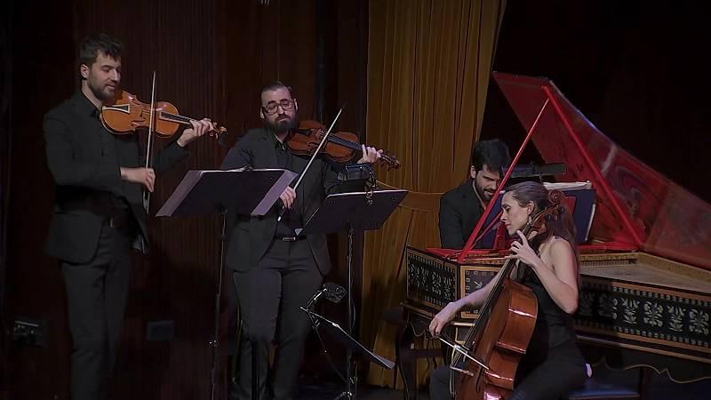 Los conciertos de La 2 - Fundación Juan March 2019: Recreando Caravaggio - ver ahora