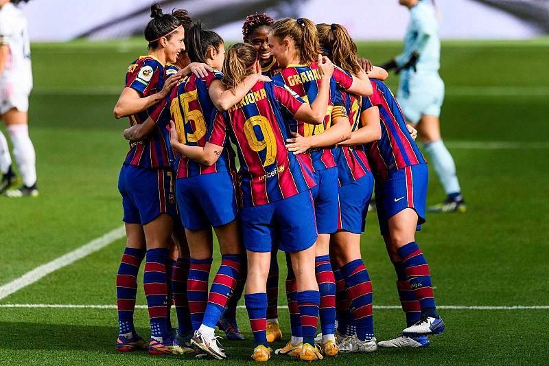 Goleada del Barça al Madrid con reivindicación por un protocolo eficaz en la Primera Iberdrola