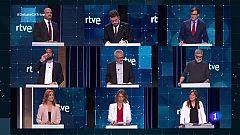 Debat Eleccions 14-F - Segon bloc del debat centrat en l'economia