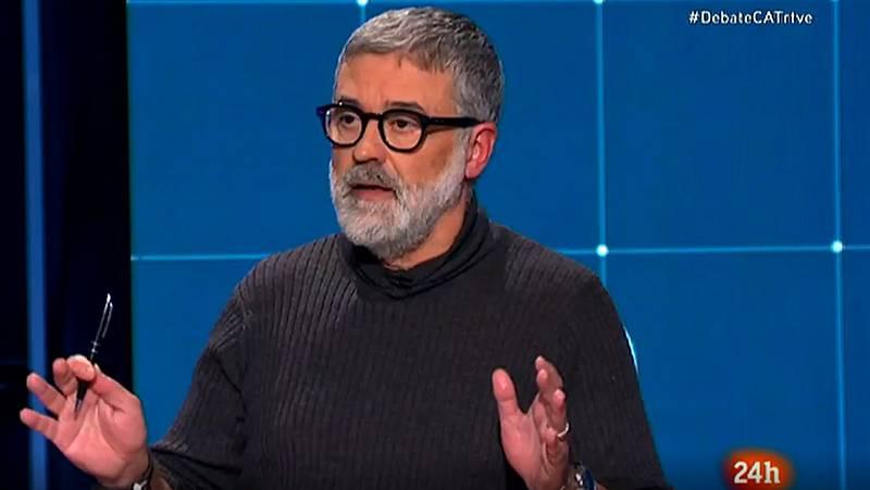"""Riera (CUP) afirma que el """"discurso racista y de odio"""" de Vox """"no tiene cabida en el debate público"""""""