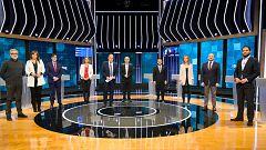 Especial informativo - Elecciones en Cataluña: Debate a nueve candidatos