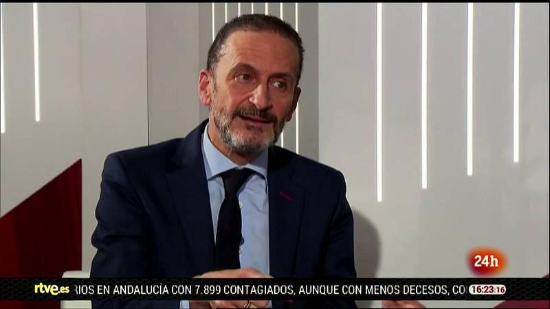 Parlamento - La entrevista - Edmundo Bal, portavoz de Ciudadanos - 30/01/2021