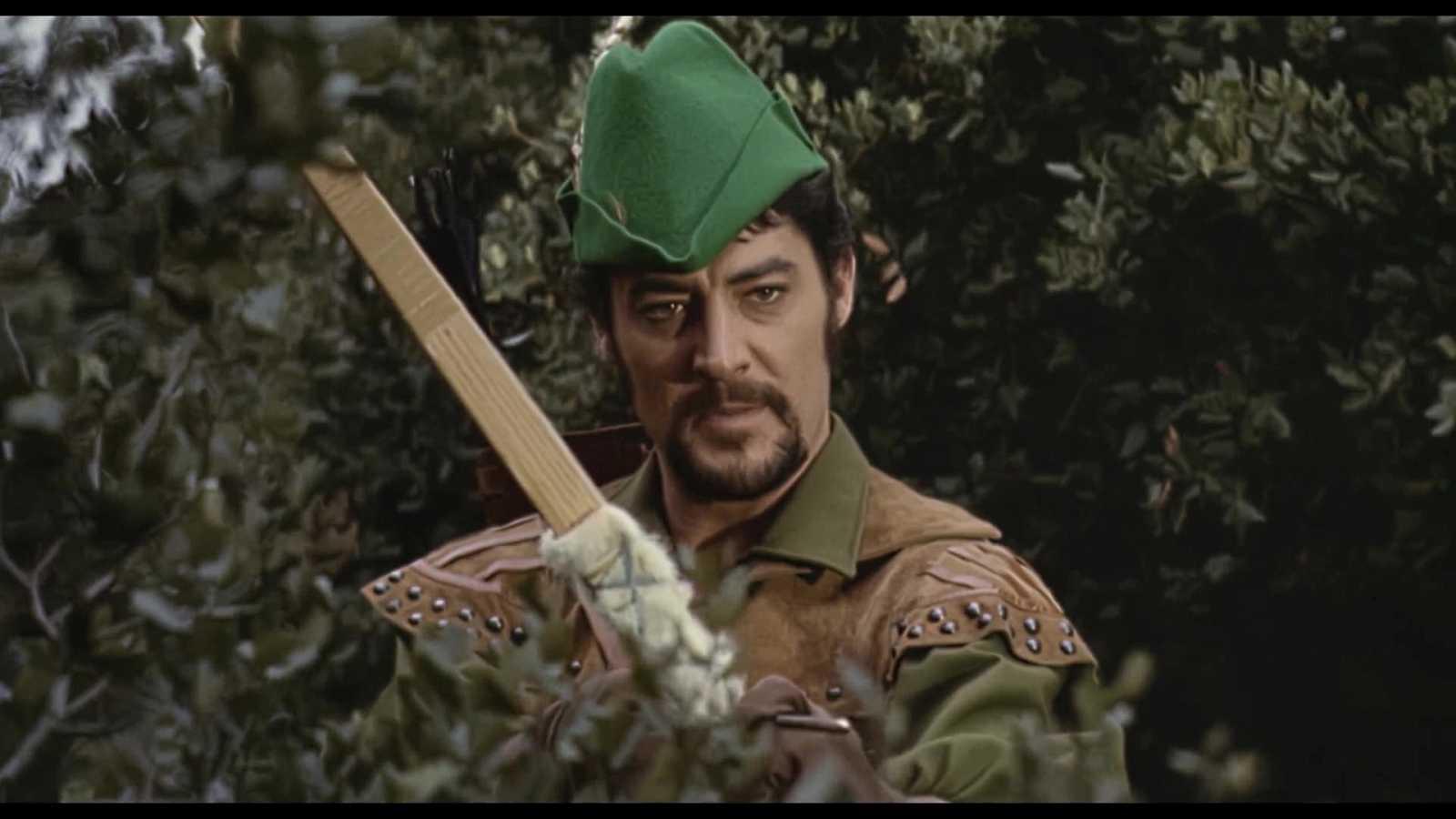 Mañanas de cine - Robin Hood, el arquero invencible - ver ahora