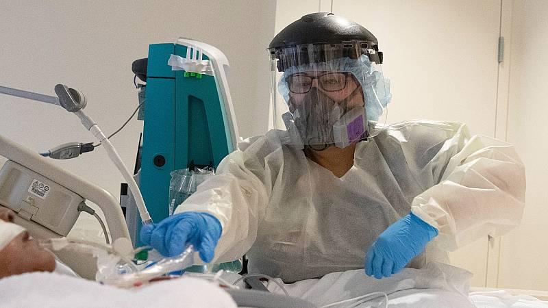 Enero, el mes con más muertos de la pandemia en EE.UU.