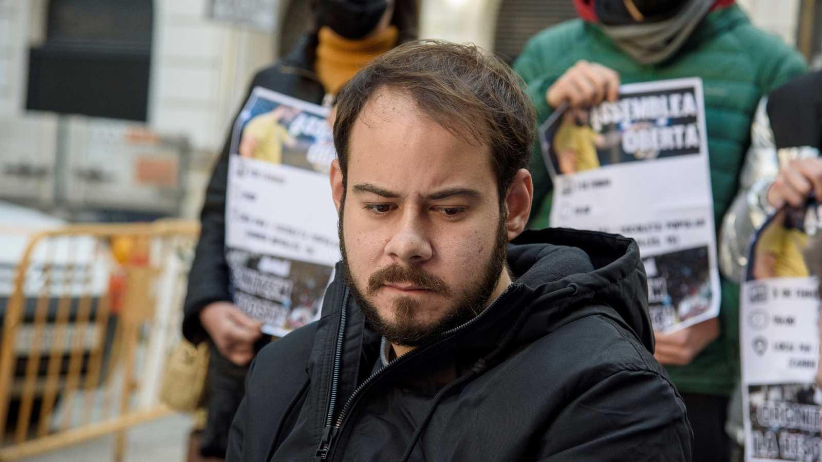 """El rapero Pablo Hasel, a seis días de ingresar en prisión: """"Es un ataque contra las libertades democráticas"""""""