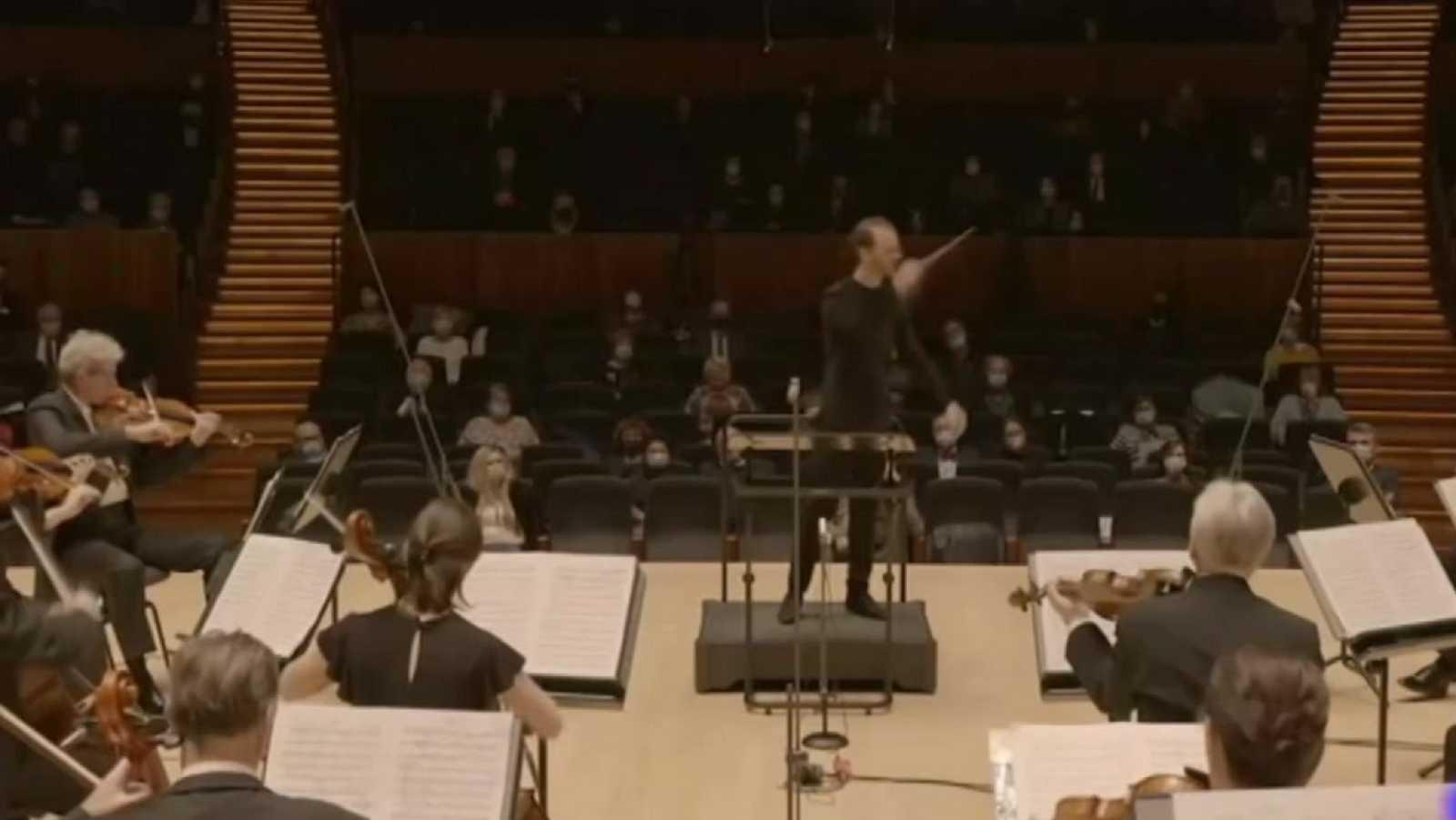 La música clásica se reinventa obligada por la crisis sanitaria