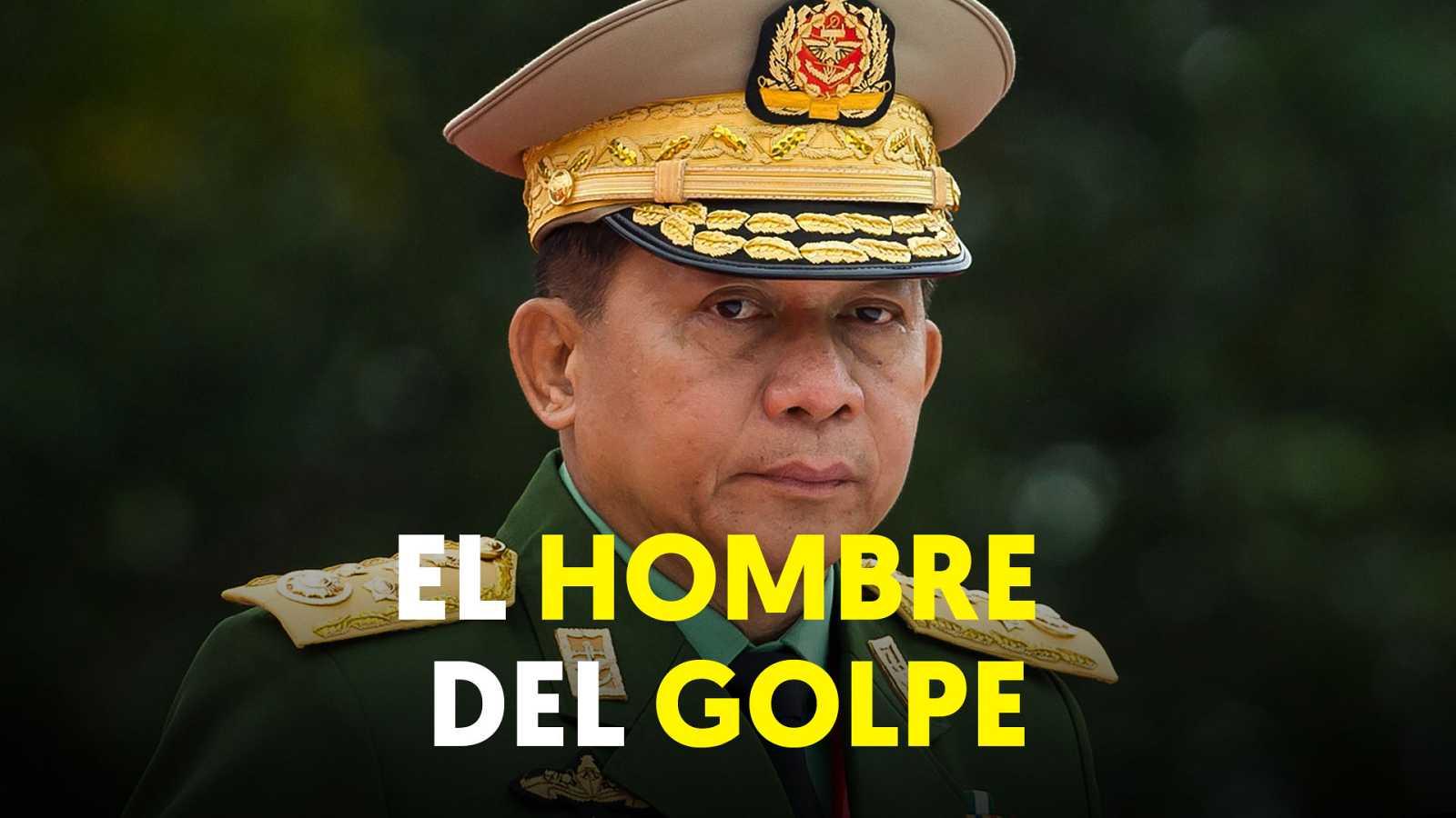 ¿Quién es Min Aung Hlaing , el comandante que ha liderado el golpe de Estado en Birmania?