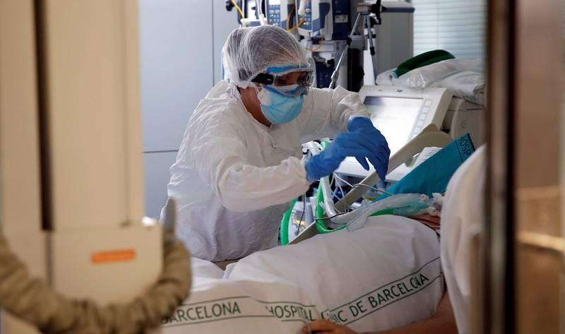 la COVID-19 declarada enfermedad profesional del personal sanitario y sociosanitario