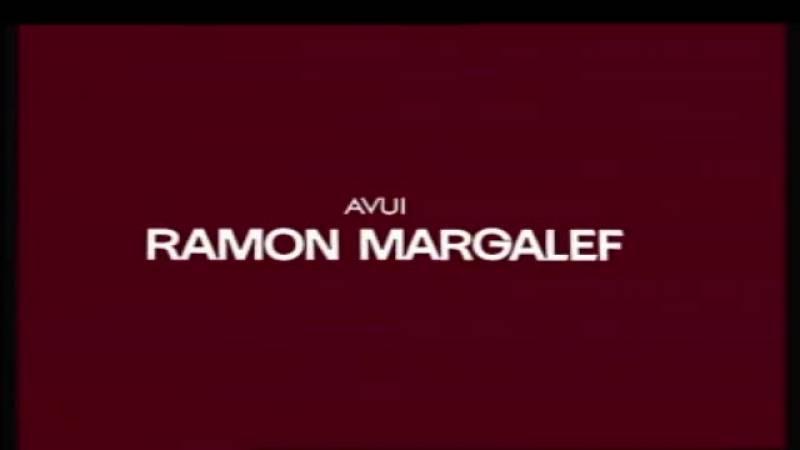 Arxiu TVE Catalunya - Pensadors Catalans - Ramon Margalef