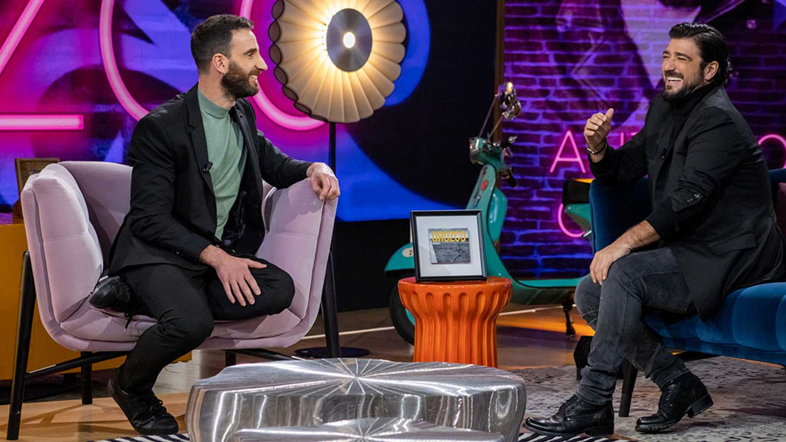 La noche D - Dani Rovira entrevista a Antonio Orozco