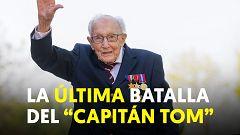 Fallece el capitán Tom, símbolo de la lucha contra la pandemia en el Reino Unido