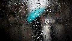 Un frente atlántico dejará precipitaciones en el noroeste peninsular
