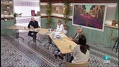 Cafè d'idees - Laura Borràs, Dani Prieto-Alhambra, i Judit Neddermann i Txell Sust