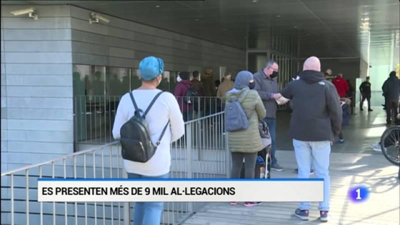 Més de 9.000 persones presenten excuses per no anar a les meses electorals el 14-F