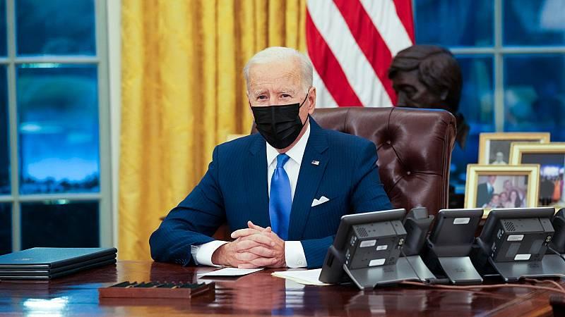 Biden ordena buscar a 600 familias que fueron separadas en la frontera de EE.UU.