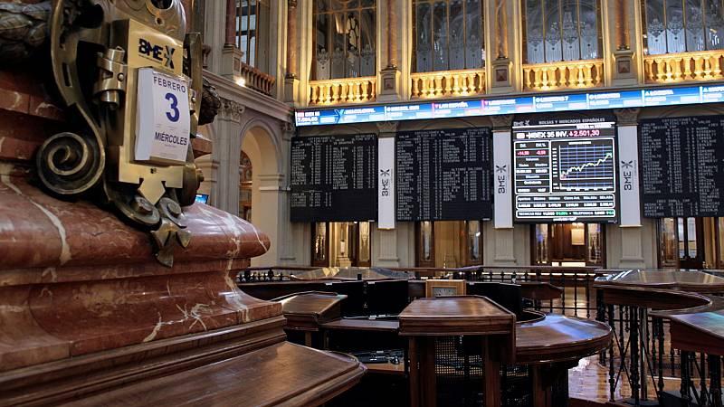 La banca ha cerrado 2020 con un recorte de beneficios y lastrada por los resultados del Banco Santander