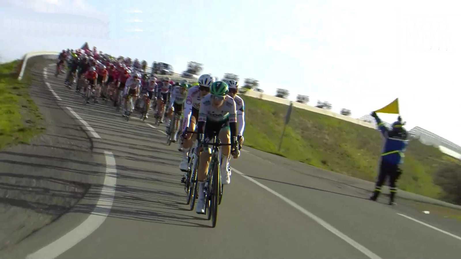 Ciclismo - Étoile de Bessèges - Tour de Gard. 1ª etapa: Bellegarde - Bellegarde - ver ahora