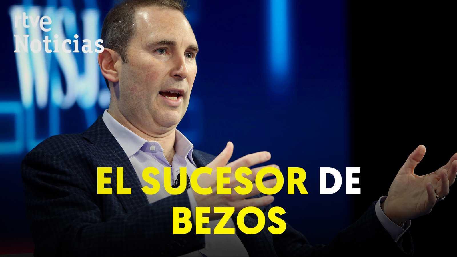 Así es Andy Jassy, el futuro CEO de Amazon