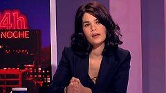"""Isa Serra (Unidas Podemos): """"Me parece importante que se juzgue a Rajoy para que la democracia funcione"""""""