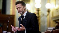 """Edmundo Bal (Cs), sobre el informe de los fondos europeos: """"Antes o después vamos a conocer el dictamen del Consejo de Estado"""""""