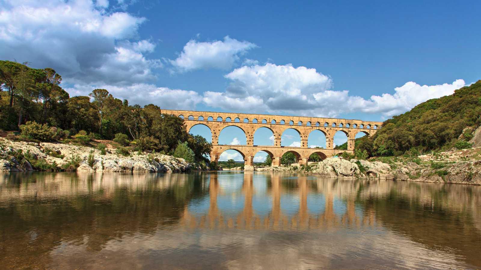 Ingeniería romana - Los acueductos II - ver ahora
