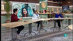 Cafè d'idees - Lorena Roldán, universitats en pandèmia i 'El niño de fuego'