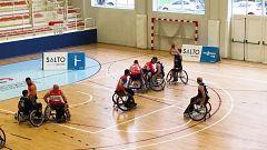 Baloncesto en silla de ruedas - Liga BSR División de honor. Resumen Jornada 11